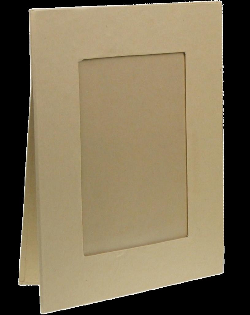 Papp Bilderrahmen Bilder Rahmen zum selbst Gestalten in 2 Größen
