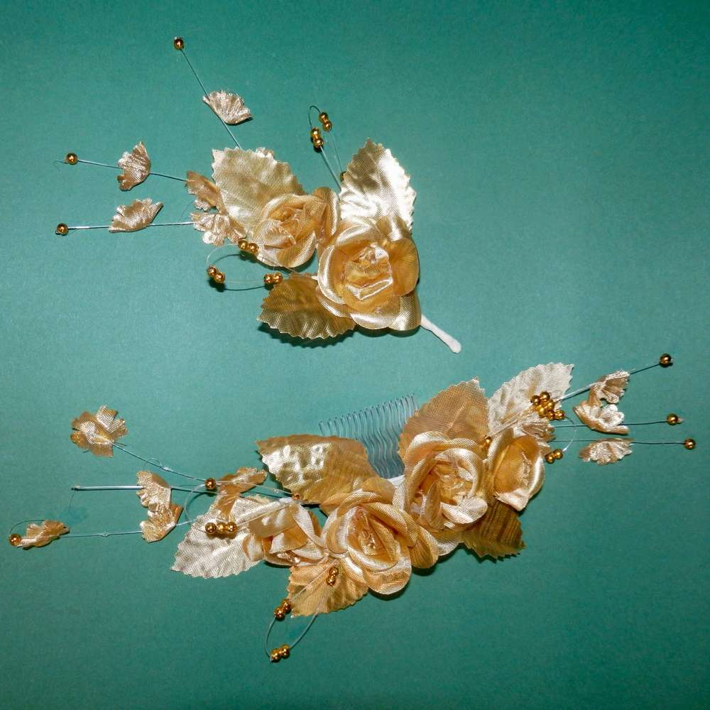 Anstecker Und Kamm Für Goldene Hochzeit Feier 50 Jahre