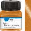 Hobby Line Acrylfarbe Metalliclack 20ml Goldbronze