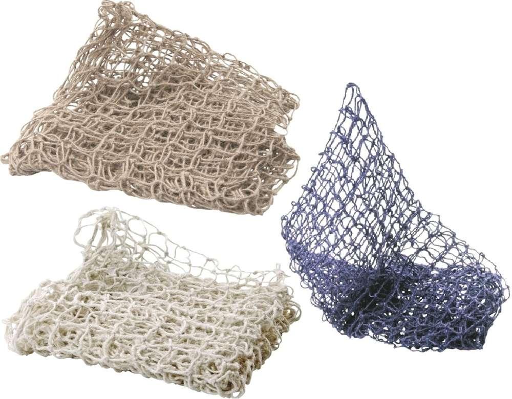 Fischernetz Deko deko fischernetz fischer netz 1m x 1m für maritimes design
