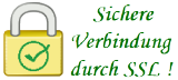 Sichere Verbindung durch SSL